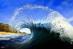Surfer and Surf Photographer, Clark Little, captures stunning images of waves from the barrel, inside out. No Wave, Clark Little Photography, Waves Photography, Amazing Photography, Digital Photography, Photography School, Photography Photos, Nature Photography, Paris 3