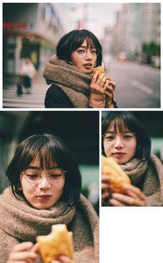 Aesthetic Japan, Aesthetic People, Aesthetic Photo, Aesthetic Girl, Dark Photography, Girl Photography Poses, Komatsu Nana, Photoshoot Concept, Pose Reference Photo