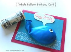 Make A Birthday Card - Quick, Easy and SUPER AWESOME - Here's How!