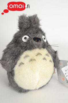 Totoro Plush: Dark Grey - 28,00 EUR : Manga Shop for Europe, A great selection of anime products