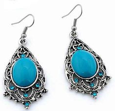 Hey, I found this really awesome Etsy listing at https://www.etsy.com/listing/195521923/silver-exquisite-blue-beaded-and