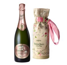 a pretty bottle of bubbly is always a nice gift idea #host