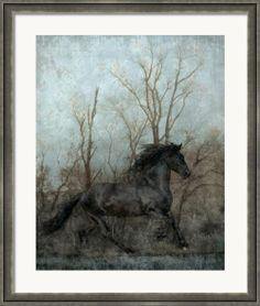 'Free' - print by Jean Hildebrant