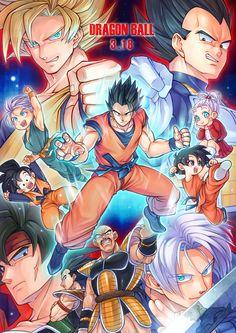 Dragon Ball Z la historia mas épica que existe(incluyendo GT)