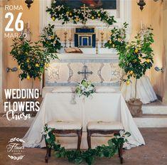 ROMA-corso WEDDING FLOWER CHIESA silviadeifiori.