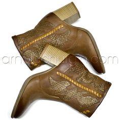Arnold Churgin Trenta Shoe Boots, Ankle Boots, Western Boots, Heels, Closet, Beautiful, Women, Ankle Booties, Heel