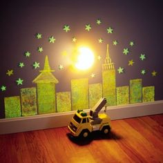 11 Amazing Kids Rooms Glowing In The Dark | Kidsomania