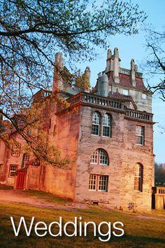 Fonthill Castle Museum Doylestown PA Events Memorable Affairs