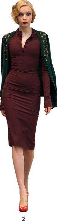 L'Wren Scott - Bois De Boulogne Models  http://www.roehampton-online.com/?ref=4231900