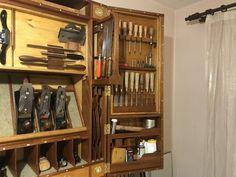 My hand tool cabinet