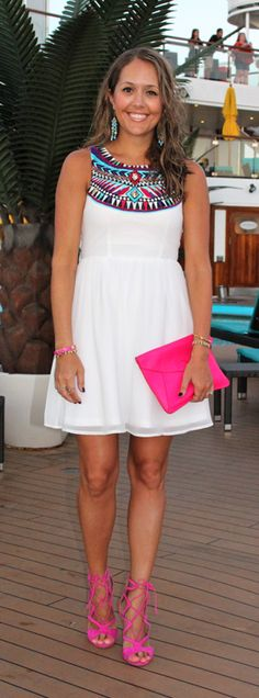 Cruise Diary: What I Wore, Part 3 — J's Everyday Fashion