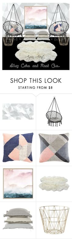 """""""Stay Calm and Read On."""" by aspen-arent on Polyvore featuring interior, interiors, interior design, home, home decor, interior decorating, Jaipur, Luxe Collection, V Rugs & Home and ferm LIVING"""