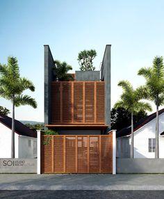 thiết kế Nhà 2 tầng tại Quảng Bình LaSach House 1 1536639930