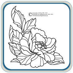 Floral Wood Carving Patterns - Bing Images
