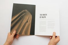 The Printers' Chapel by Joe Sayer, via Behance