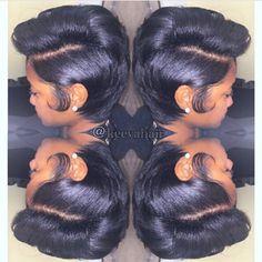 Nailed It @keevahair - Black Hair Information