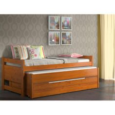 Cama nido doble betty 299 euros - Camas doble para ninos ...