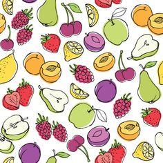new ideas fruit illustration vector behance - Fruit Party - Obst New Fruit, Fruit And Veg, Fruit Illustration, Food Illustrations, Fruit Doodle, Edible Fruit Arrangements, Papaya Art, Fruit Cartoon, Fruit Logo
