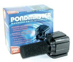 Top Quality Mag - drive 7 Pond/utility Water Pump (700gph) by TDPS. $153.70. Pond Liners Filters. Aquarium. This listing is for a quantity of 1 .. MODEL # ASP02527. Top Quality Mag - drive 7 Pond/utility Water Pump (700gph). POND. MAG 7.