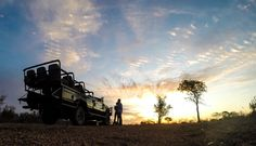 24 hours on safari in South Africa | Bench Africa