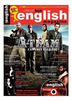 #104. #LearnHotEnglish #ESL #EFL More at www.hotenglishmagazine.com