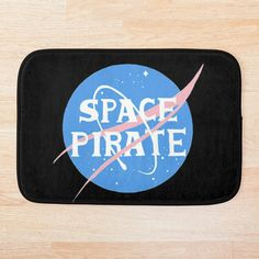Space Pirate, Pirates, Bath Mat, Art Prints, Awesome, Products, Art Impressions, Bathrooms, Gadget