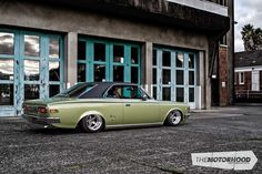 A sublime, slammed '69 Toyota Crown — The Motorhood