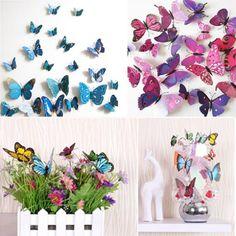Můžete zakoupit zde: http://www.bavendo.cz/obchod/dum-zahrada/3d-motylci-na-zed-nebo-na-dvere-12-kusu-za-jednu-cenu/