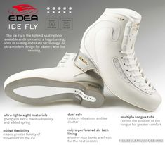 Edea ICE FLY Figure Skates https://figureskatingstore.com/skates/edea-skates/ https://figureskatingstore.com/edea-ice-fly-figure-skates/  #figureskating #figureskatingstore #icelandvannuys #figureskates #skates #skating #skater #figureskater #iceskating #iceskater #icedance #ice #iceskate #icedancing #figureskate #iceskates #edea #edeaskates #icefly #edeaicefly
