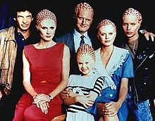 tv show Alien Nation; loved this show. Science Fiction, Bald Cap, Sci Fi Tv Series, Drama, Star Wars, Old Tv Shows, Classic Tv, Back In The Day, Favorite Tv Shows