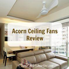 Acorn Ceiling Fans Review