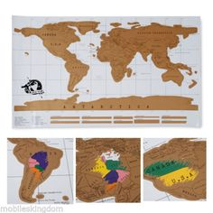 World map template world map decorations pinterest template deluxe travel edition scratch off world map poster personalized journal log gift gumiabroncs Images