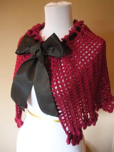 Love this raspberry caplet!