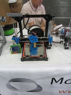 #Mulafest #2014 #Moebyus #3D #print #3Dprinting #3Dprinter #reprap www.moebyus.com/