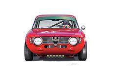 Alfa Romeo Gtv Illustration Digital Art by Alain Jamar