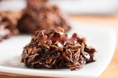 Hướng dẫn làm bánh yến mạch chocolate đón tết