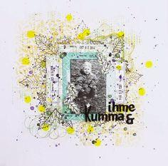 Terhi Koskinen: A2Z Scrapbooking: Ihme & Kumma {+VIDEO}