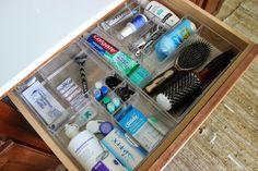 Duo Ventures: Organizing: The Bathroom