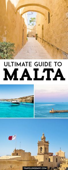 The ultimate travel guide to Malta, Gozo and Comino, with insider tips, plus useful information on beaches, monuments and restaurants.