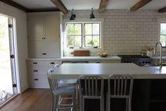 The Love List - Urban Farmhouse Kitchen