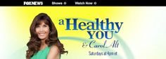 I had the fabulous opportunity to do a fabulous interview with fabulous super-model Carol Alt on national FOX TV Network Show on why you MUST dump damaged omega-3's and 6's and fried oils and fried foods, and why you MUST use my undamaged oil blend made with health in mind! It doesn't get fabulouser than that. Or, maybe it can? Stay tuned for Part 2 of our interview, coming soon…. http://www.udoerasmus.com/media/interviews/2014-01-20_FOX-NEWS.htm