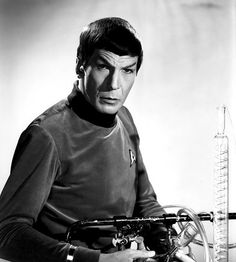 Star Trek TOS - Spock - Leonard Nimoy