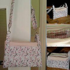 lafabrikdekiki Le chachacha, triple sac, modèle sacotin. #faitmain #handmade #madeinfrance #lafabrikdekiki #chachacha #girly #fashion #sacotin #sacamain #similicuir #fleurs #rose #sacbandouliere #artisanat