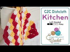 Crochet Corner to Corner (C2C) Baby Blanket + Tutorial - The Crochet Crowd