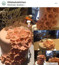 I loved working on this piece of art ❤️ #beautifulcake  #newproject #edible #sugarflowers  #cake #birthdaycake #mtlcake #montrealcake #fondant #sugar #flowers #roses #cute #littleleahskitchen #homemade #homemadewithlove #igersmtl #igers #Montrealers #griffintown #lavalle #514 #438 #cute @christinesmolds #flowerstagram #cakedesign #cakesinstyle #cakestagram #igersmtl #igers