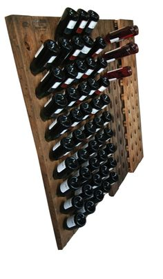 I have this Pupitres and it's truly the best! Kitchen Items, Organization, Organizing Ideas, Wine Rack, Champagne, New Homes, The Originals, Storage, Diy