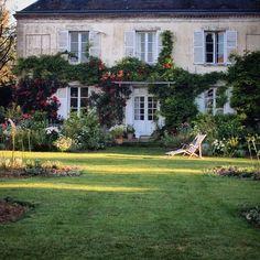 andantegrazioso: French garden