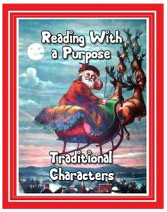 This download includes unit 2 of the Reading Through History Christmas series. This unit includes the origins and stories of Santa Claus, Rudolph the Red-Nosed Reindeer, and Frosty the Snowman. Each individual lesson traces the lineage of the character and describes how they became an essential part of the Christmas holiday and broader culture.