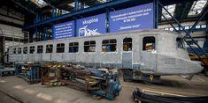 """Motorový vůz M označovaný také jako """"Slovenská strela"""" Train, Vehicles, Strollers, Trains, Vehicle, Tools"""