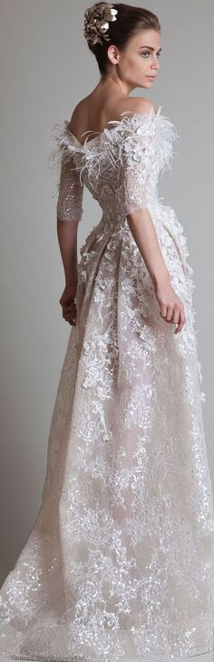 Krikor Jabotian Couture / 2014 / Belle of the Ball on imgfave